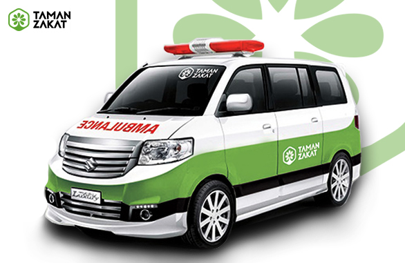 PROGRAM TAZA AMBULANS GRATIS