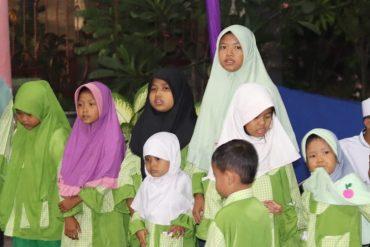 Progres Pembangunan Sekolah Penghafal Al-Qur'an