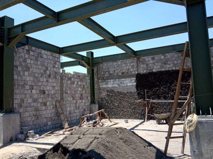 pembangunan sekolah penghafal alqur'an