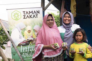 Yayasan Pengelola Zakat Bulanan Profesional di Gondang, Mojokerto