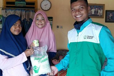 Lembaga Penerima Sedekah Infaq Berlisensi di Bangka Tengah