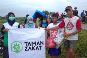 Sinergi Donatur dan Taman Zakat Dalam Program Wakaf Al Quran